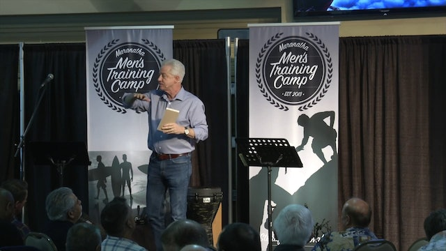 The Role and Responsibility of the Men of Maranatha / 2020