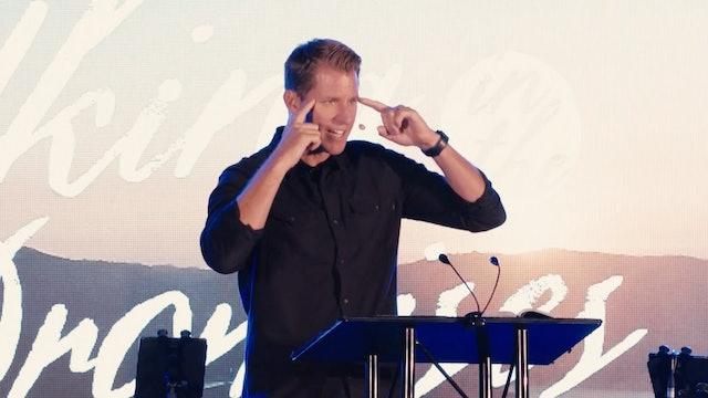 Hitting The Wall / Joshua 6:1-20 / Daniel Bentley / October 4, 2020