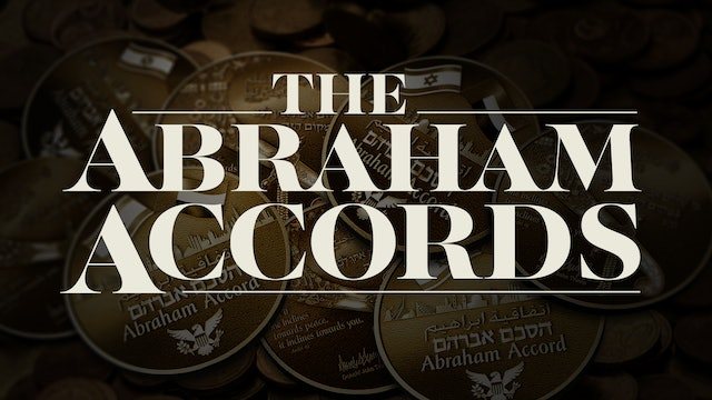 THE ABRAHAM ACCORDS / September 20, 2020 / Ray Bentley