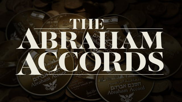 THE ABRAHAM ACCORDS / September 20, 2...