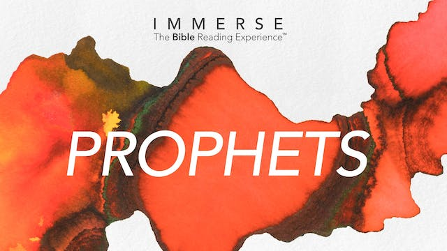Prophets | Before I Formed You in the...