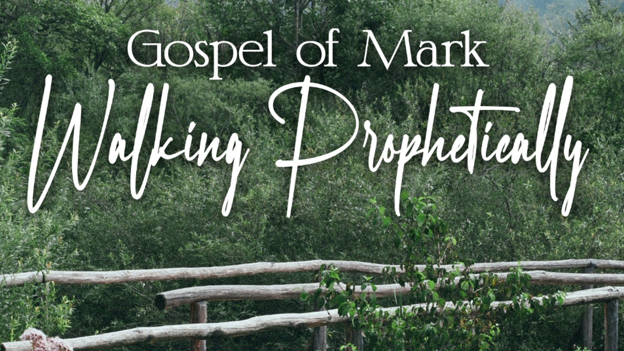 Walking Prophetically Women's Study