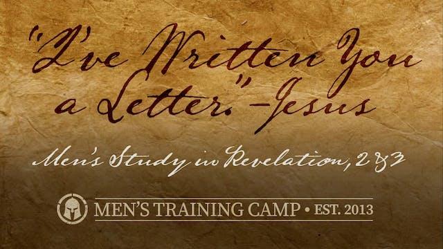 Men's Bible Study / Troy Dewey / Nove...