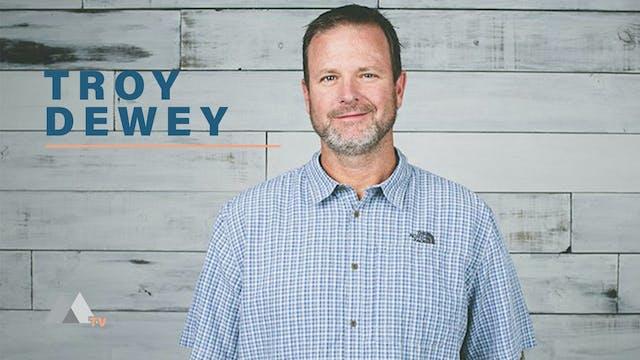 Troy Dewey