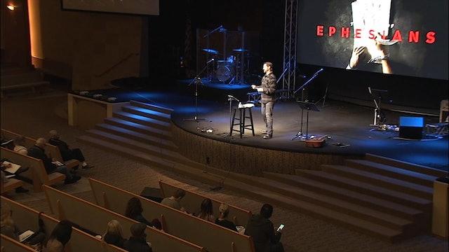 Spiritual Warfare / Ephesians, January 10, 2018