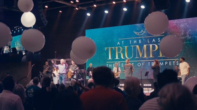 Feast of Trumpets 2021 / September 6, 2021