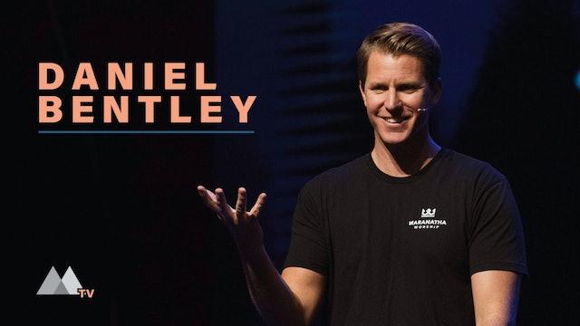 Weekend Service / Daniel Bentley / 8:30am, Sunday, April 18