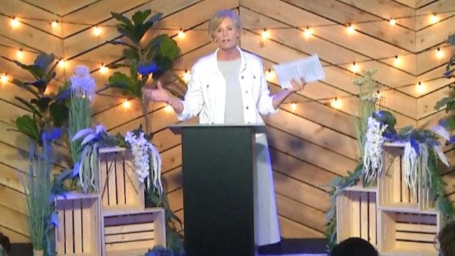 Woman's Bible Study / Mark1:1-15 / Vicki Bentley / September 21, 2021