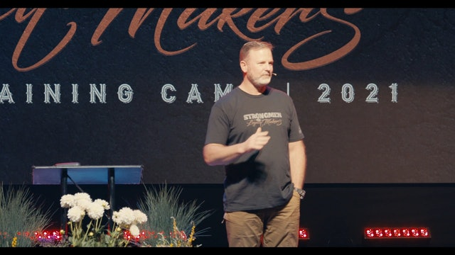 Men's Bible Study / Troy Dewey / March 30, 2021