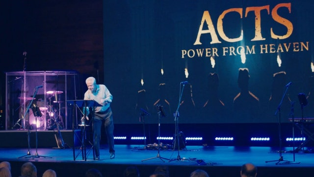 The Power of Testimony / Acts 22:1-30 / Ray Bentley / September 12, 2021
