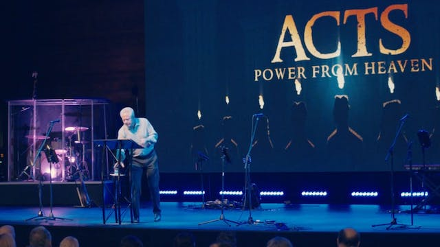 The Power of Testimony / Acts 22:1-30...