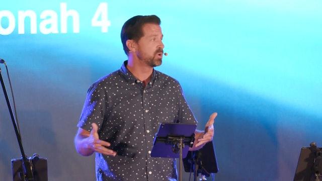 Into the Heart of God / Jonah 4 / September 2, 2020