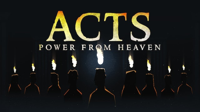 Come Holy Spirit / ACTS 1:1-7 / July 5, 2020