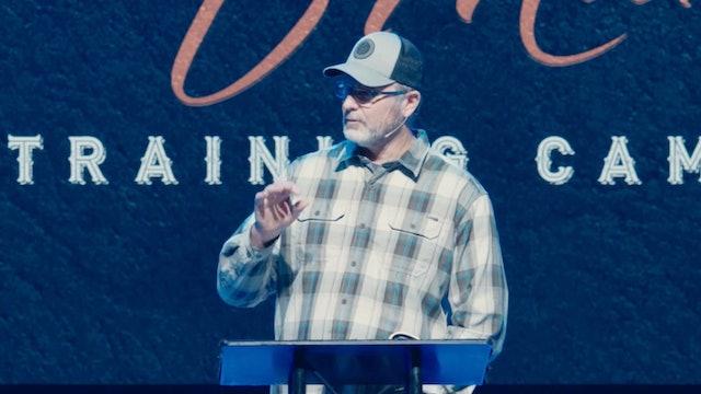Men's Bible Study / Troy Dewey / February 9, 2021