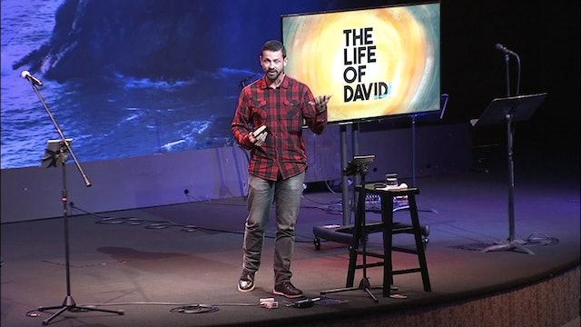No Shortcuts to Character / Life of David, March 1, 2017