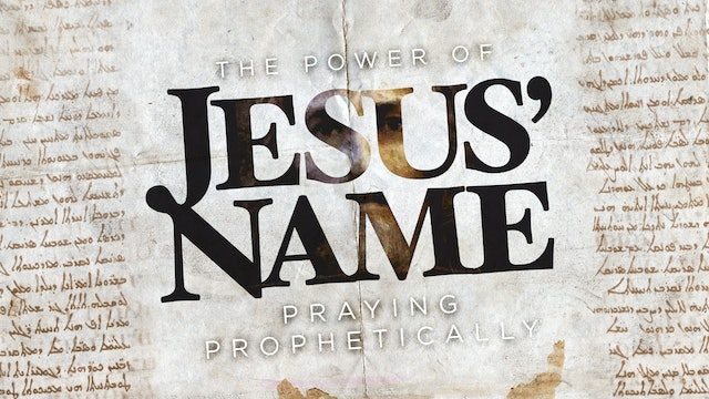 Women's Study / Vicki Bentley / The Power of Jesus' Name