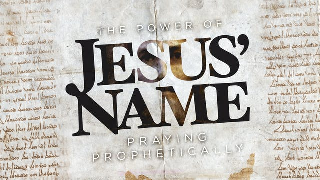 Women's Bible Study / The Power of Jesus' Name