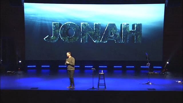The Running Man / Jonah, February 12, 2020