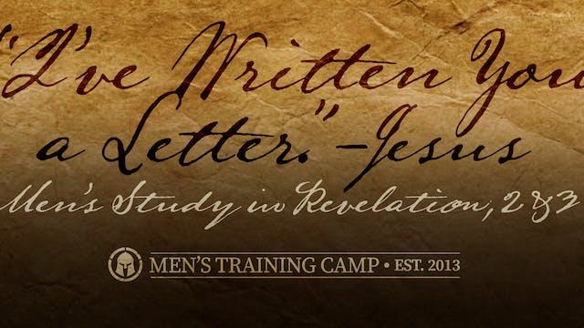 I've Written You a Letter / Revelation 2 & 3