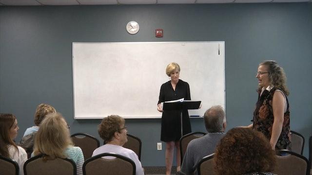 Vicki Bentley / Prayer: United In Vision / 2019