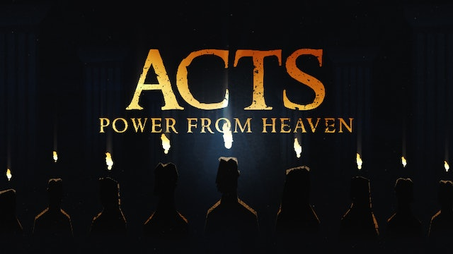 Power and Purity / ACTS 1:12 - 2:4 / July 19, 2020