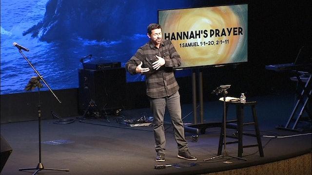 Hannah's Prayer / Life of David, January 11, 2017