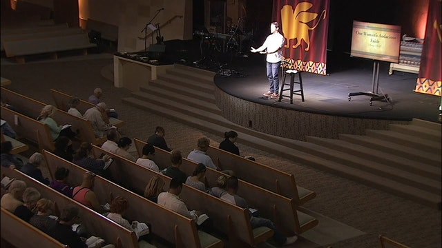 One Woman's Audacious Faith / Elisha, September 16, 2015