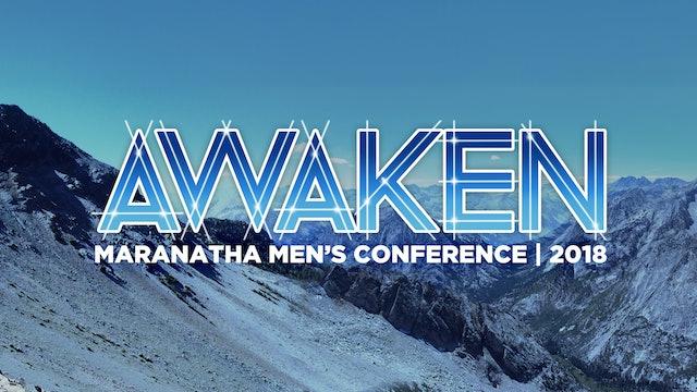 2018 Awaken Men's Conference