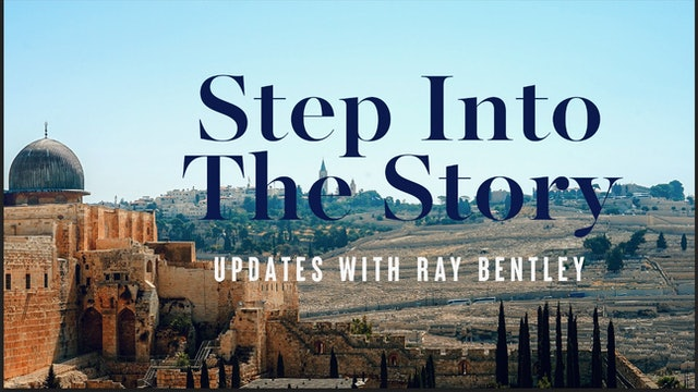 Step Into The Story | Ep. 7 | A Springtime Encouragement