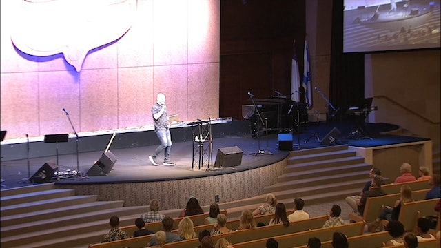 Joel Turner - Evangelize With Boldness, September 2017