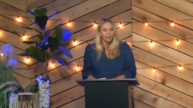 Women's Bible Study / Rachela Amodeo / October 12, 2021