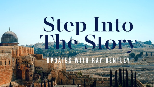 Step Into The Story | Ep. 9 | The Effort for Peace in the Middle East