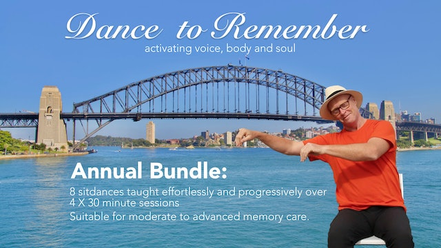 Dance to Remember Annual Bundle
