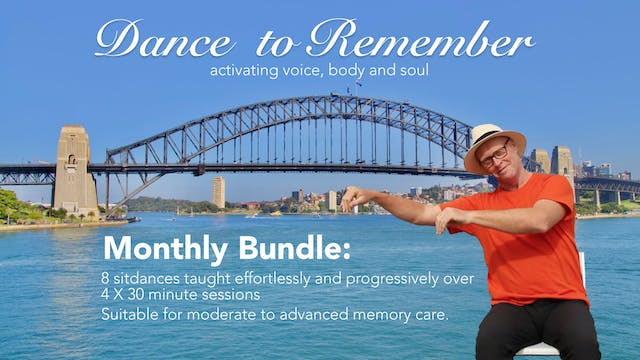 Dance to Remember Monthly Bundle