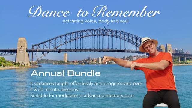 Dance to Remember Annual Bundle only 29.99