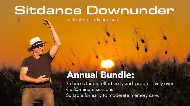 Sitdance Downunder Annual Bundle only 29.99.