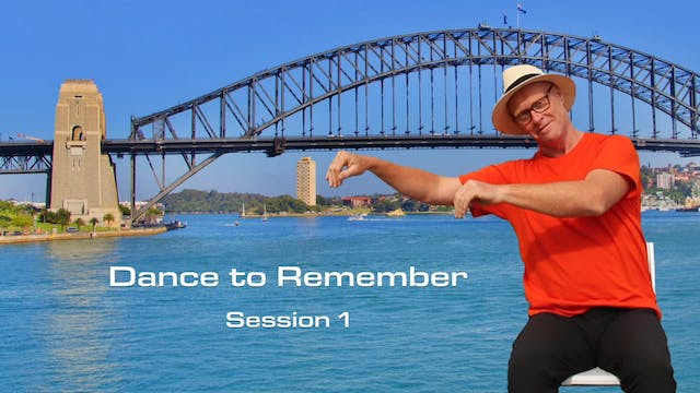 Session 1, Dance to remember