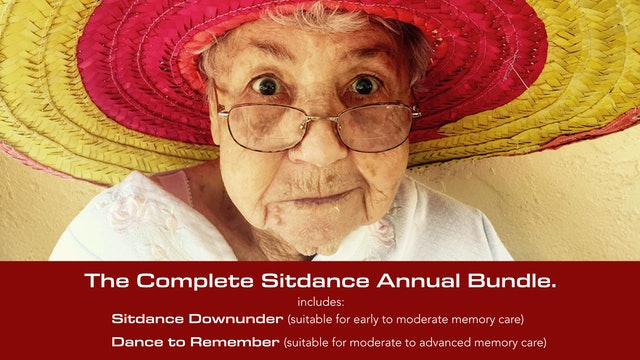 The Complete Sitdance Annual Bundle only 49.99