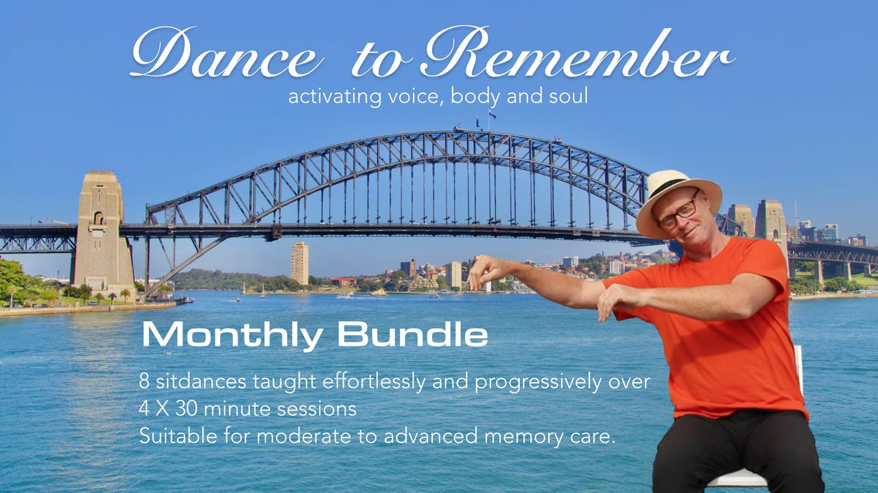 Dance to Remember Monthly Bundle only 4.99