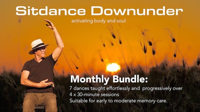 Sitdance Dowununder Monthly Bundle only 4.99.