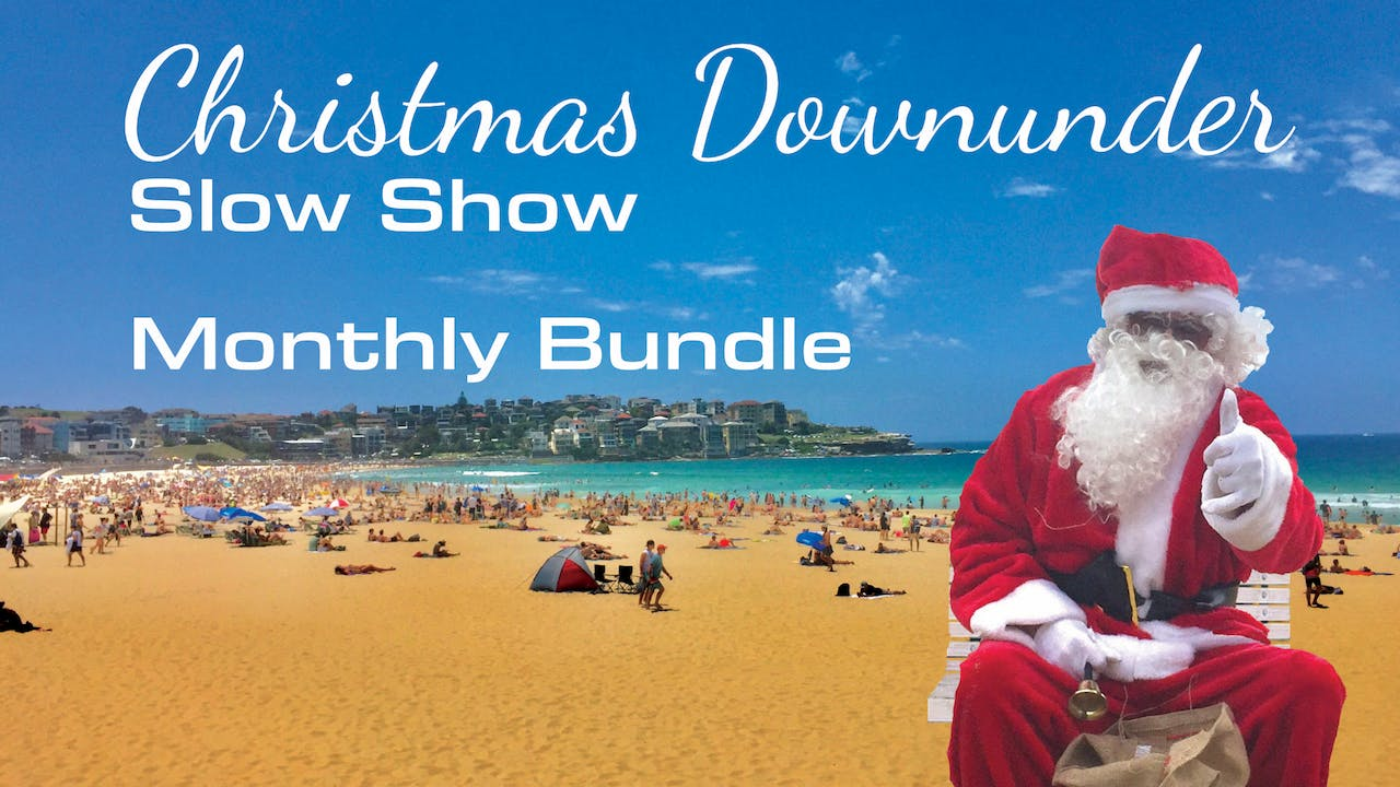 Christmas Downunder Monthly Bundle only 4.99