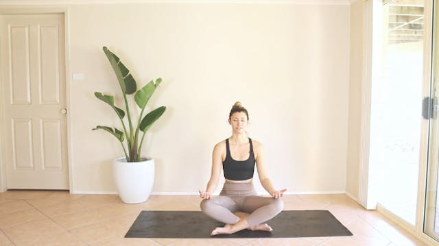 7 Minute Openness Meditation