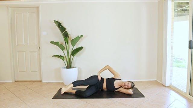 15 Minute Full Body Pilates (Booty Wo...