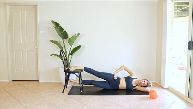 Oh Inner Thighs - 10 Minutes of Shake