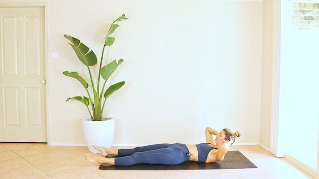 10 Minutes of Pure Abdominals