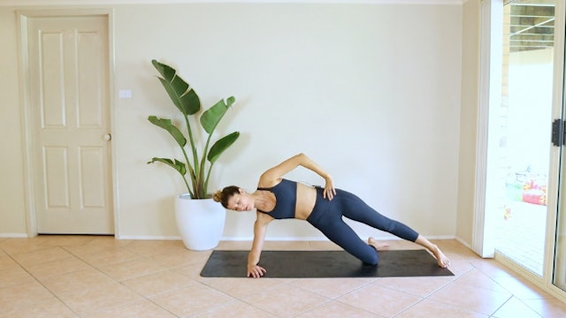 11 Minute Period Friendly Full Body Pilates