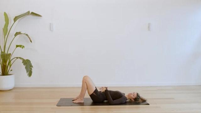 Gentle 14 Minute Postnatal Flow Focusing on the Belly