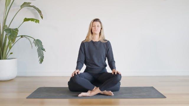 12 Minute Body Scan Meditation
