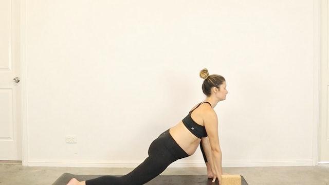 18 Minute Pregnancy Any Trimester Stretch