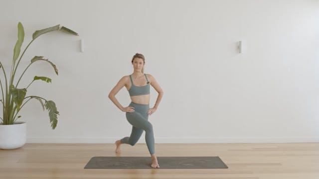 Quick 10 Minute Full Body Pilates